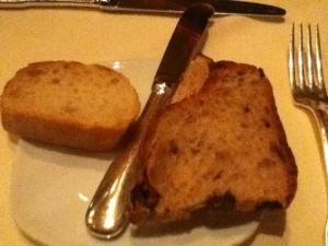 Bread was sooooo delish!