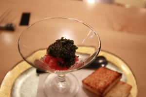 Toro & Caviar