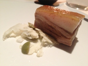 Pork Belly is always delicious!