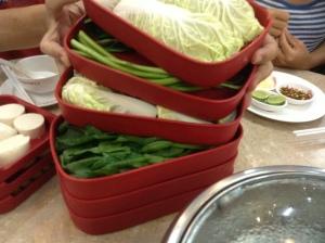 Veggies...