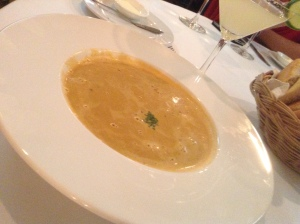 Not a bad bisque