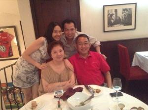 My lovely family!!!