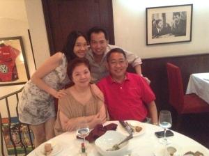 My lovely family!!!