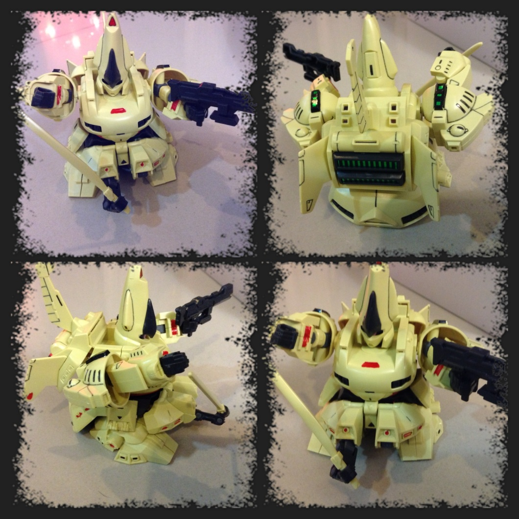 My New SD Gundam