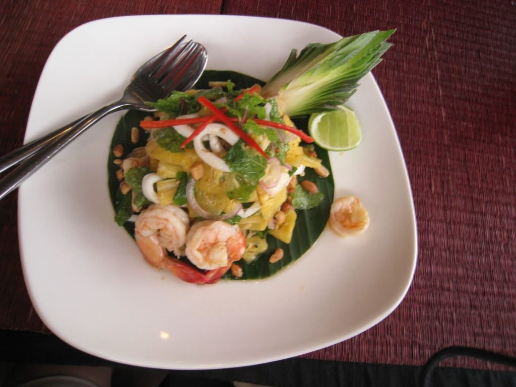 Nice Khmer dish, light and refreshing on a hot day