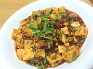 Mapu Tofu Hunan Style is more Spicy than Sichuan Mapo Tofu